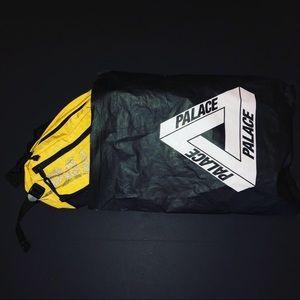 ba40844e palace Bags | Yellow Bun Sack | Poshmark